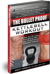 The Bullet Proof Kettlebell Workout DVD