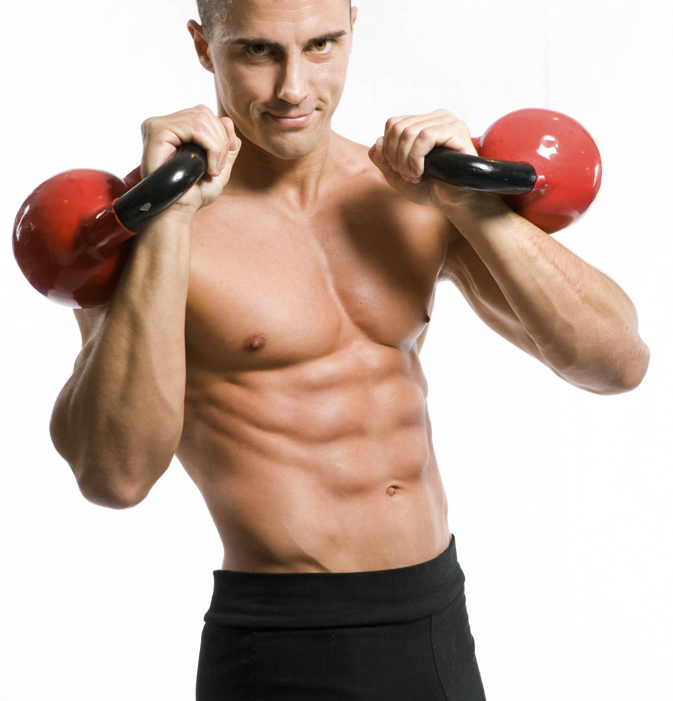 Man Workout: Warning: Kettlebells Are Dangerous