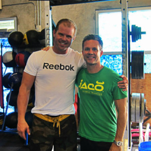Kelly Starrett & Scott iardella