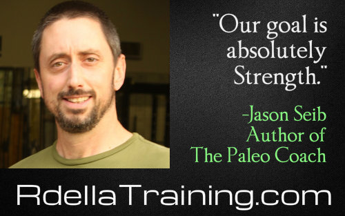 Jason Seib, The Paleo Coach
