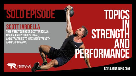 Scott-Iardella-Rdella-Training-Solo-Episode- 1