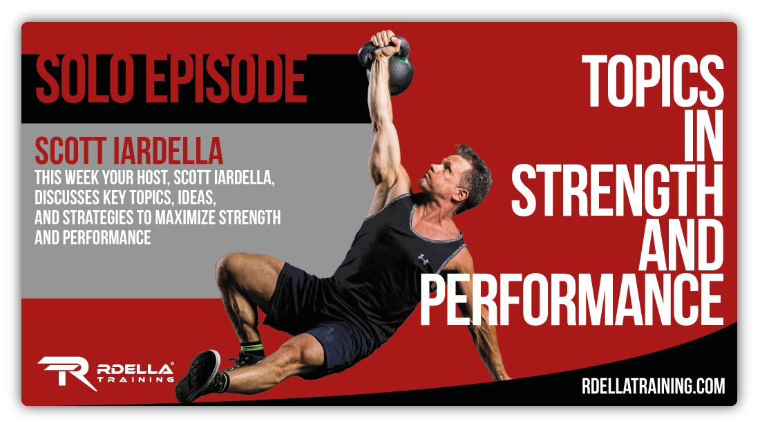 Scott-Iardella-Rdella-Training-Solo-Episode- 1